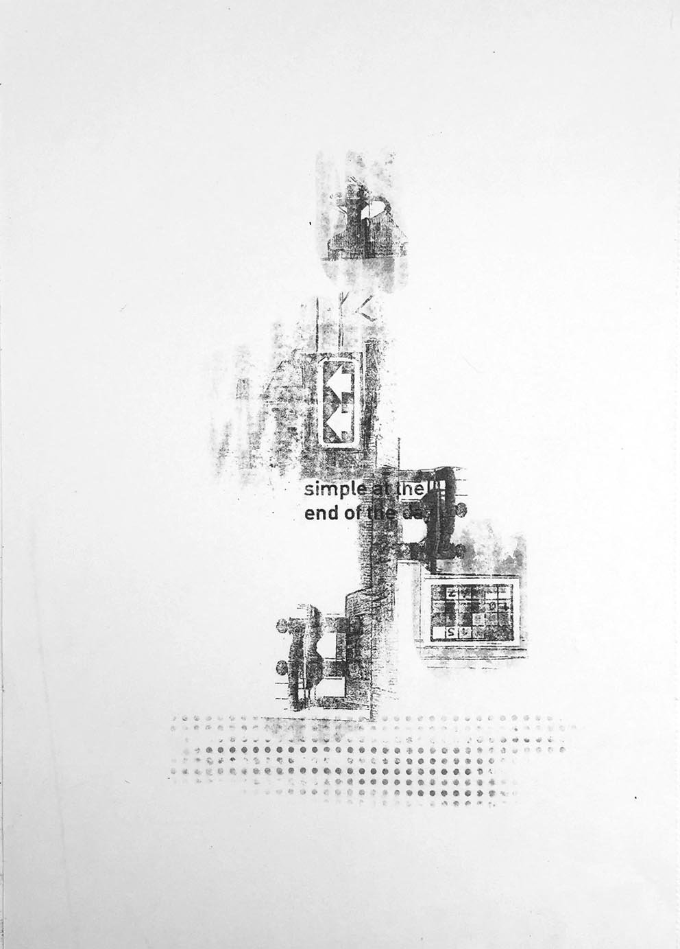 adam guy, crash, art, collage, artists, British artist, planes, suburbia, contemporary art, adam guy contemporary artist, artwork, print