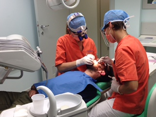 odontoiatria specialistica, odontoiatria conservativa, trattamenti paradontali