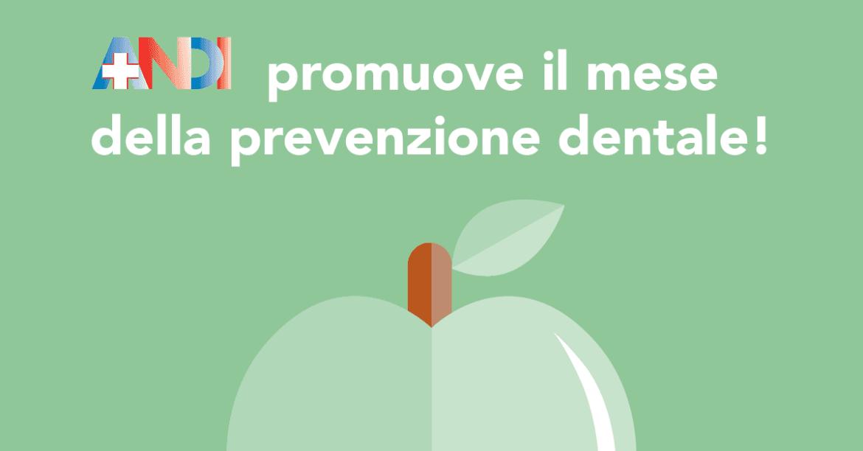 prevenzione, mese della prevenzione, igiene orale