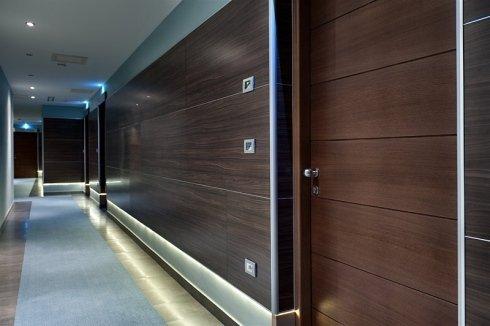 Corridoio moderno