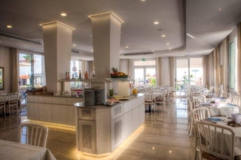 Hall e sala ristorante