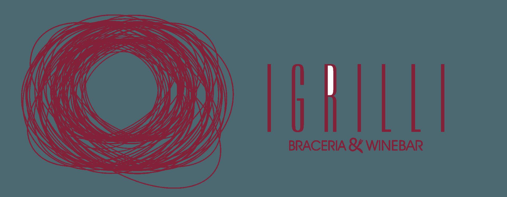 BRACERIA I GRILLI - LOGO