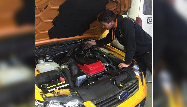 eastbound automotive services log book servicing