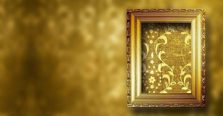 ifs images frames signs golden frame