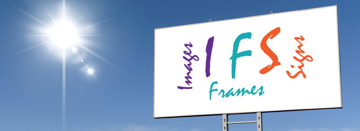 ifs images frames signs signage picture framing services