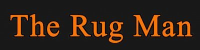 the rug man logo