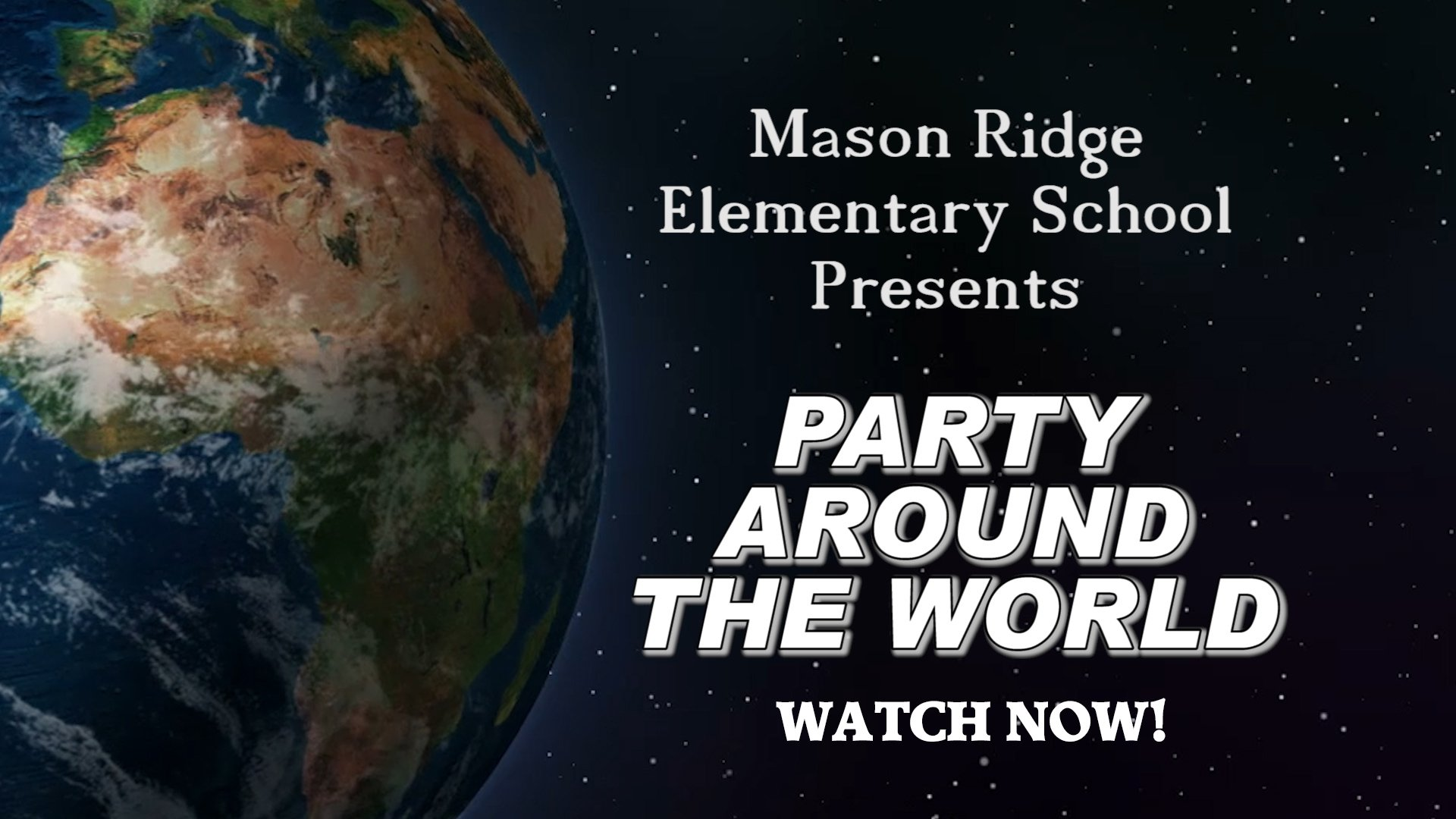 Mason Ridge Party Around The World Talent Show