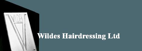 Wildes Hairdressing Ltd logo