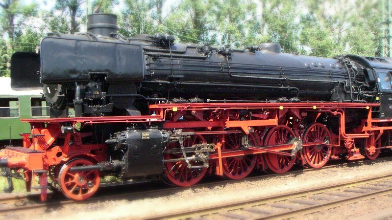 Mit der Bahn zur Kanzlei in Paderborn