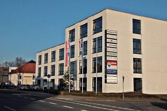 Kanzleigebäude an der Detmolder Straße 204 in Paderborn
