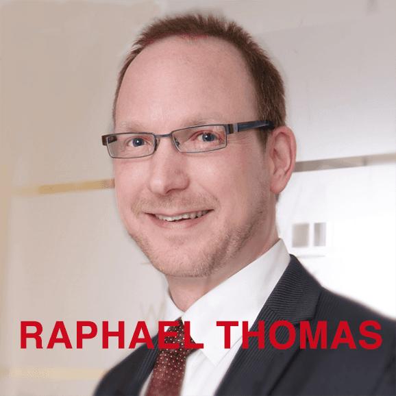 Rechtsanwalt Raphael Thomas