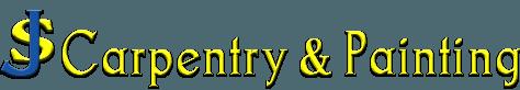 J.S Carpentry & Painting logo