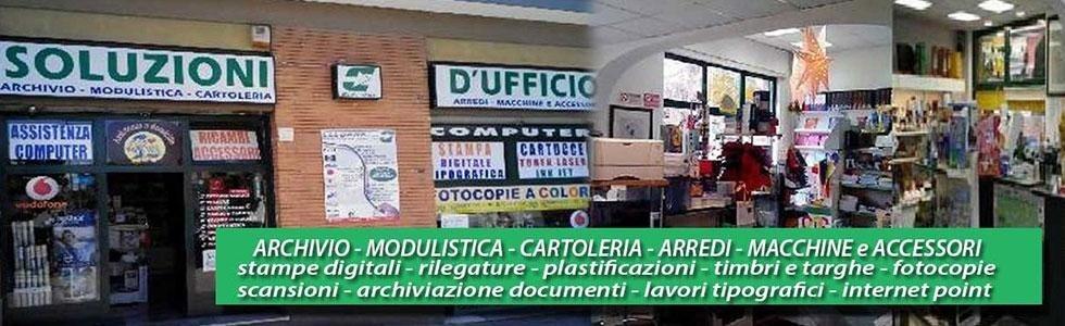 soluzioni ufficio elegraf roma