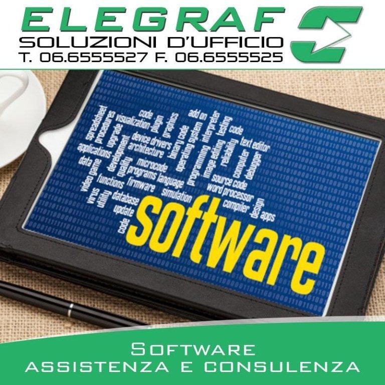 Assistenza e consulenza Software