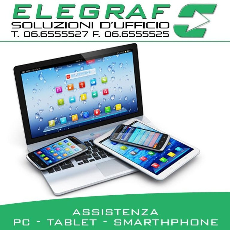 assistenza pc tablet smartphone