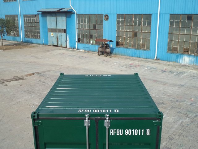 Hi Cube Container Sales Dundee Glasgow Edinburgh