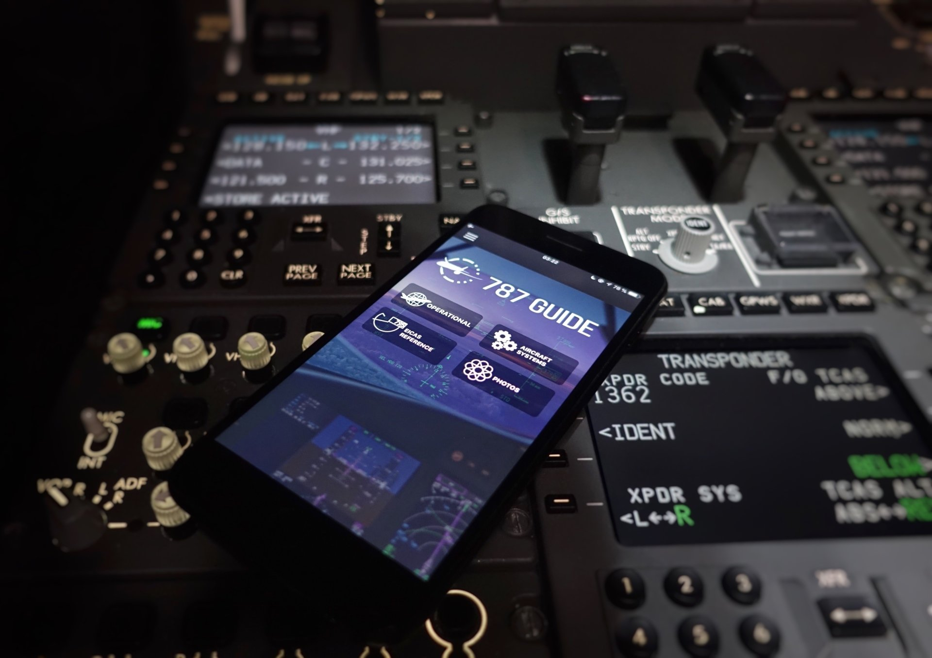 787 Type Rating preparation