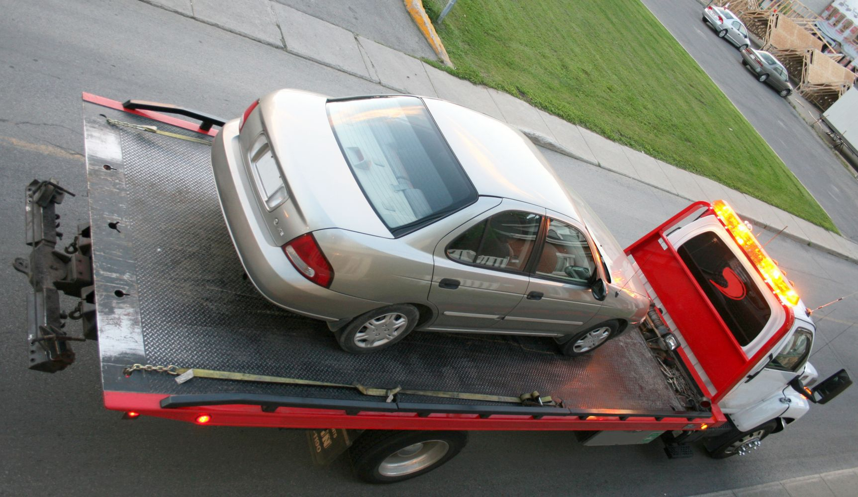 Professional towing operator in Auckland