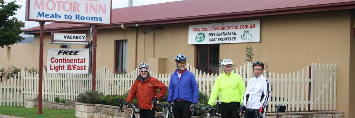 Tenterfield Motor Inn Home Page Hero