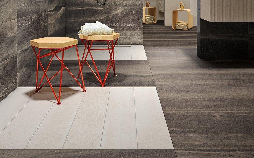 Iris collezione Sync pavimento e rivestimento