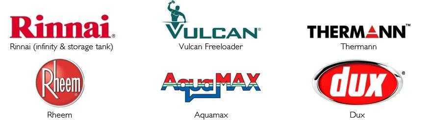 hot water logos