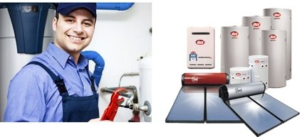 plumber hot water systems