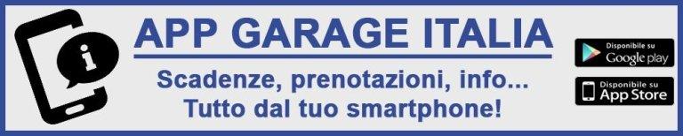 app Officina Garage Italia