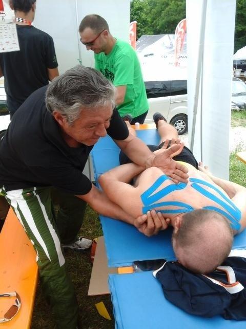 massaggi per sportivi post operatori