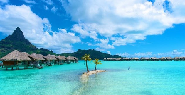 Memorable magical resorts