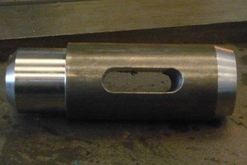Particolare metallico