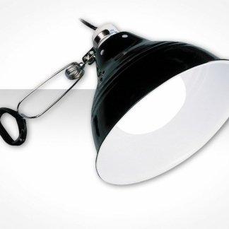 porta lampada per terrari, lampade per habitat, lampade studiate