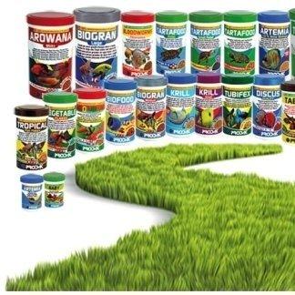 alimenti per pesci tropicali prodac, tropicali, pesci di alta qualità