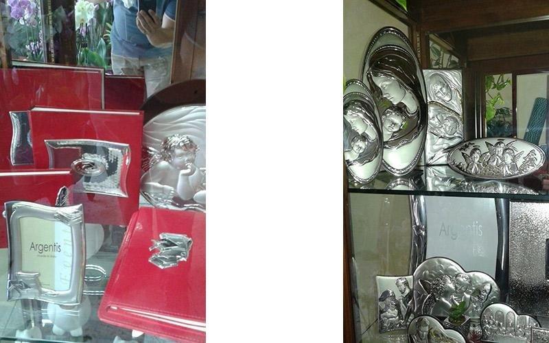 Quadretti in argento