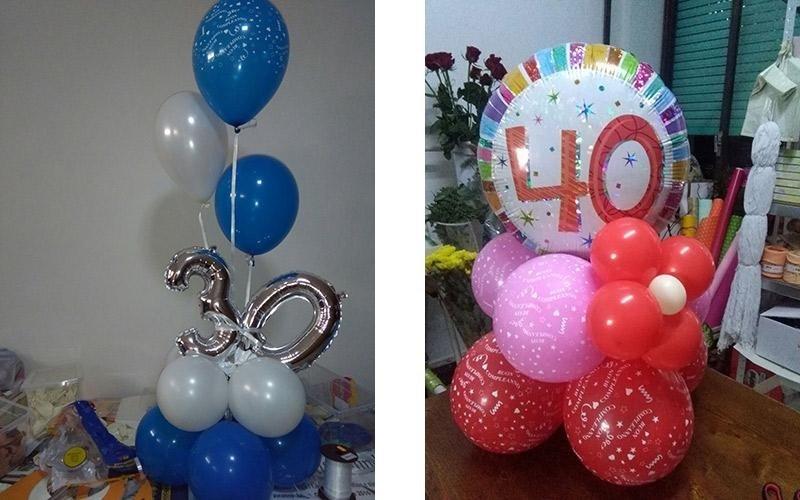 Palloncini feste di compleanno
