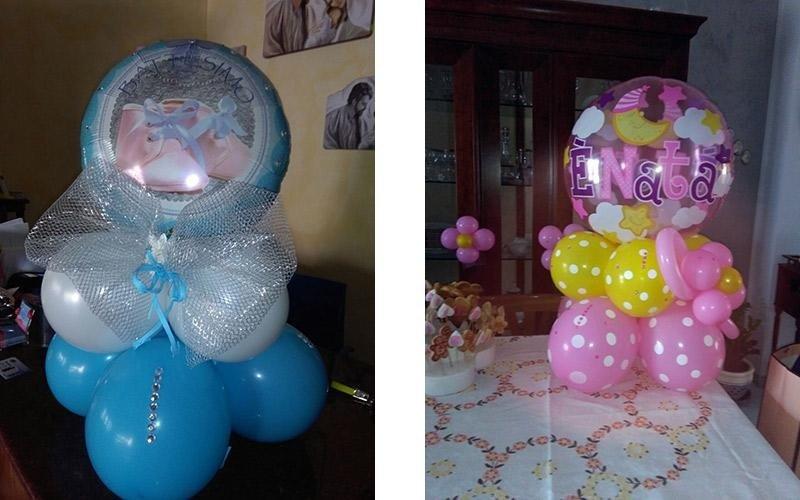 Composizioni personalizzate di palloncini