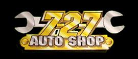 727 Auto Shop logo