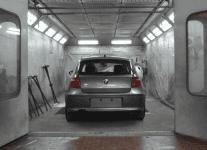 Tunnel di verniciatura