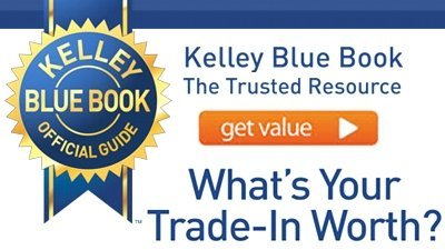 KBB vehicle trade in value