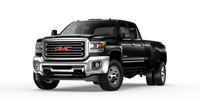 New GMC Sierra HD