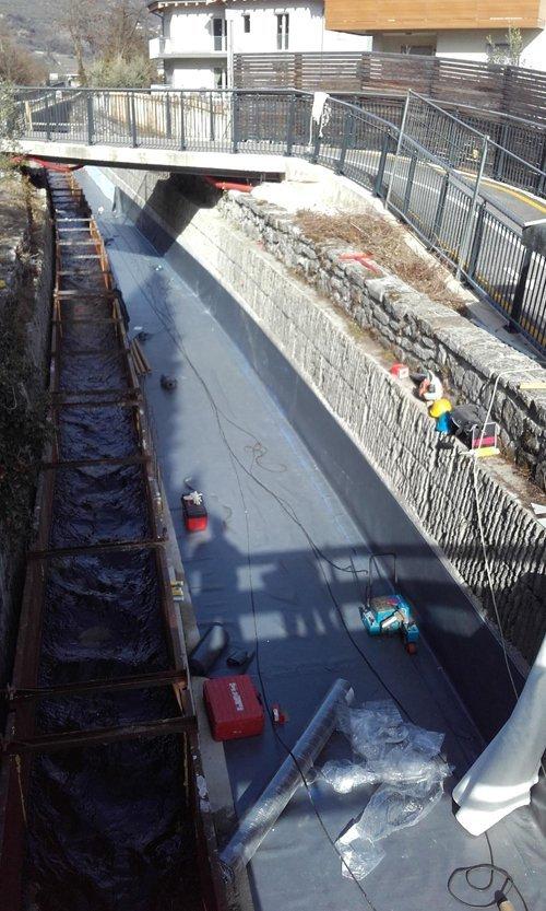 impermeabilizzazione ponte