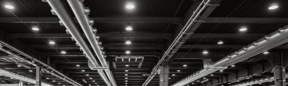 Impianti di condizionamento aria industriali