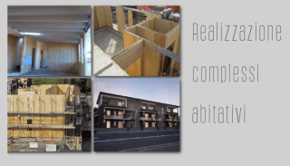 Realizzazione complessi abitativi