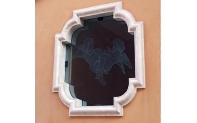 Realizzazione vetri per chiese fermo