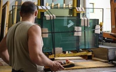 lavorazione vetro fermo