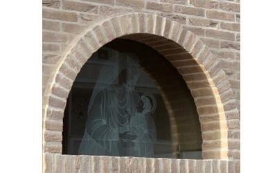 Vetrate artistiche per edifici sacri fermo