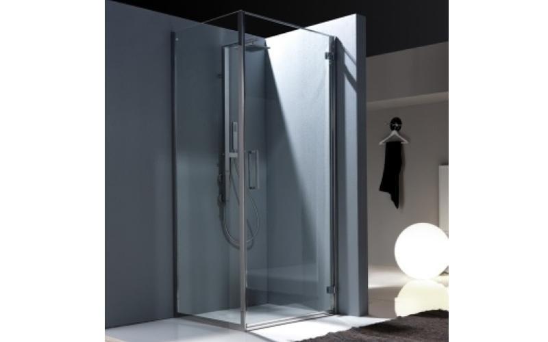 Cabina doccia in vetro fermo