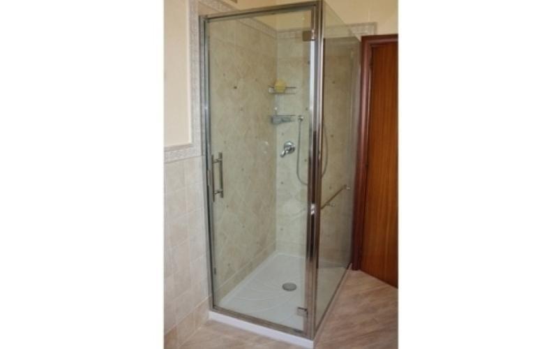 Cabina doccia fermo