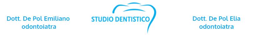 studio dentistico dott. emiliano de pol - logo