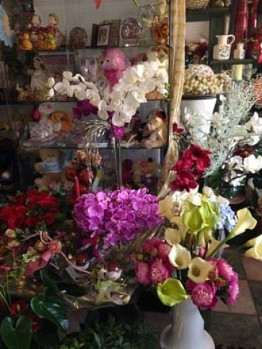 Dei fiori colorati