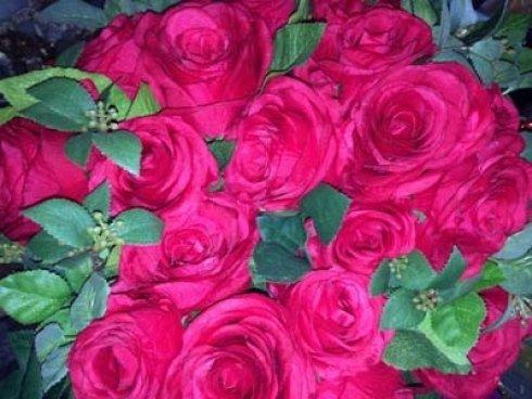 dei fiori fucsia